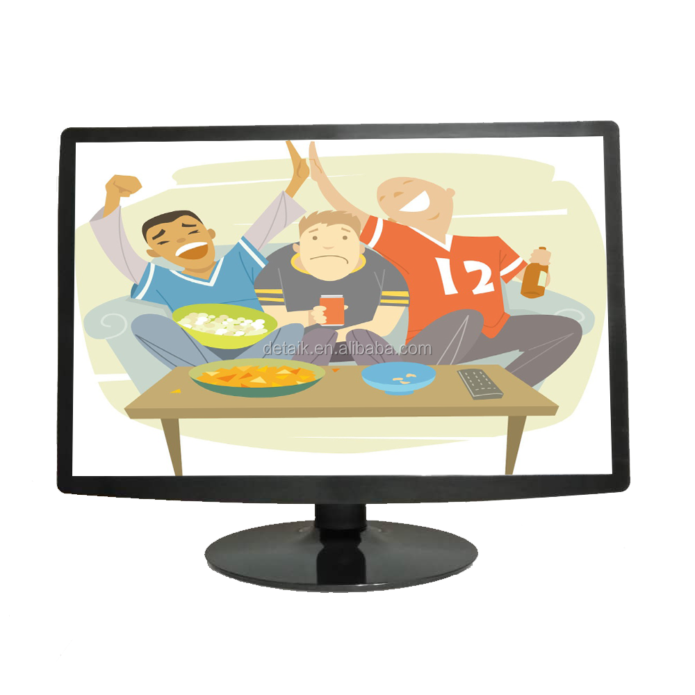 kitchen TV tvs 22 inch big size television TFT-LCD monitor