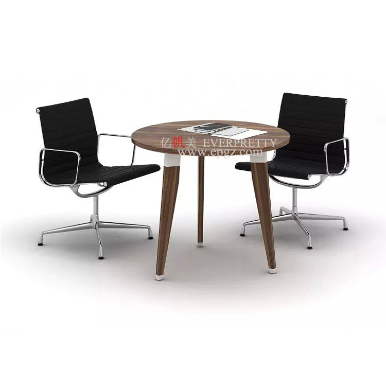 Modern Round Conference Table Small Meeting Table Otobi Furniture In - Small round conference table