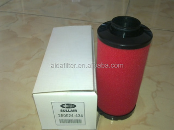 Sullair Compressed Filter 02250153-297