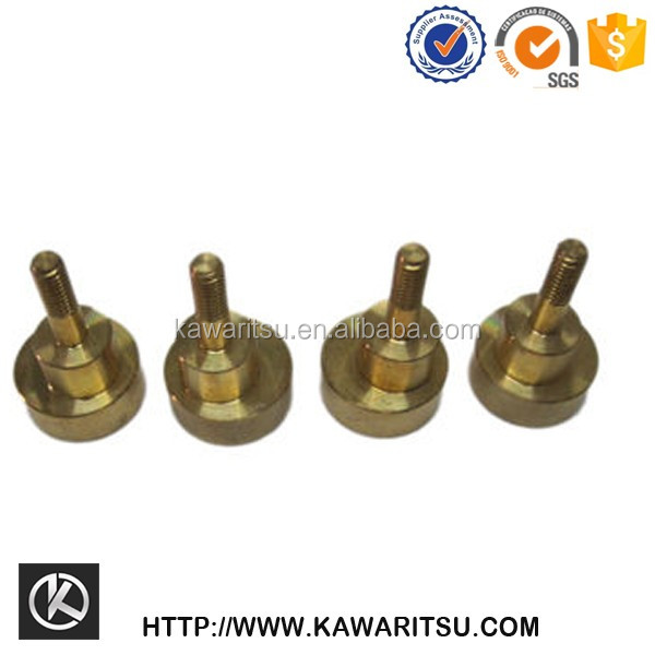 Hot sale copper machined part/ brass precision components