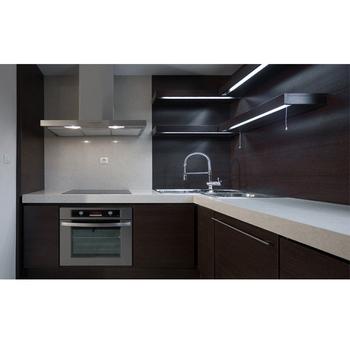 Cost-effective Custom Melamine Kitchen Cabinet Set For ...