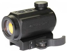 Torrent 1x20 With Reticle Lock Waterproof Quick Detachable 5 Levels Red Dot Infrared Dot Red Dot for Night Vision Riflescope