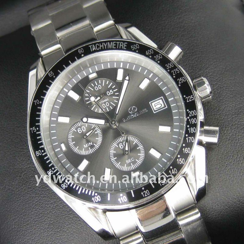 79c3df4e5 NEW stainless steel chronograph watches men, View watches men, JUBILEAUM  Product Details from Shenzhen Yongda Clock & Watch Co., Ltd. on Alibaba.com