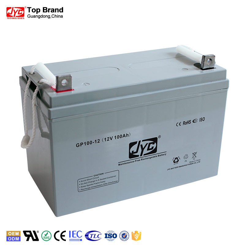 JYC   VRLA Battery  GP100-12lead