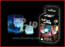 Glow Ice Cube -- light stick for party..