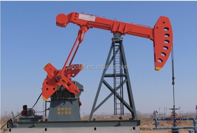 China Supplier API 11E oil field Beam Pumping Unit