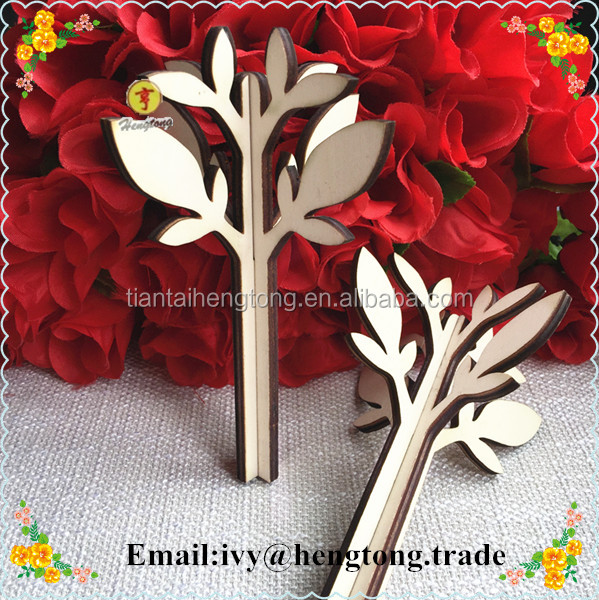 Wholesale custom decorative wood tree spread stick pattern scent reed diffuser air freshener, tree shape aroma reed diffuser