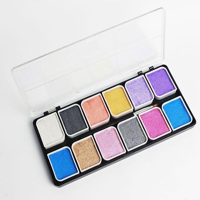 مجموعة ألوان أساسية لطلاء الوجه ، مجموعة طلاء للأطفال - Buy مجموعة ...