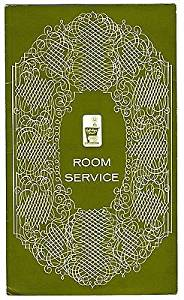Holiday Inn Room Service Menu & Postcards & Envelope Portsmouth Virginia 1970