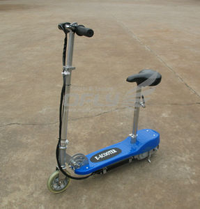 CE Approved Portable electric scooter with seat for kids with Stable Quality