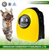 New product Fashion soft Capsule pet backpack pet carrier bag