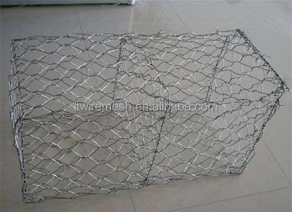 Protection Engineering Of Seaside Area Gabion Wall Design