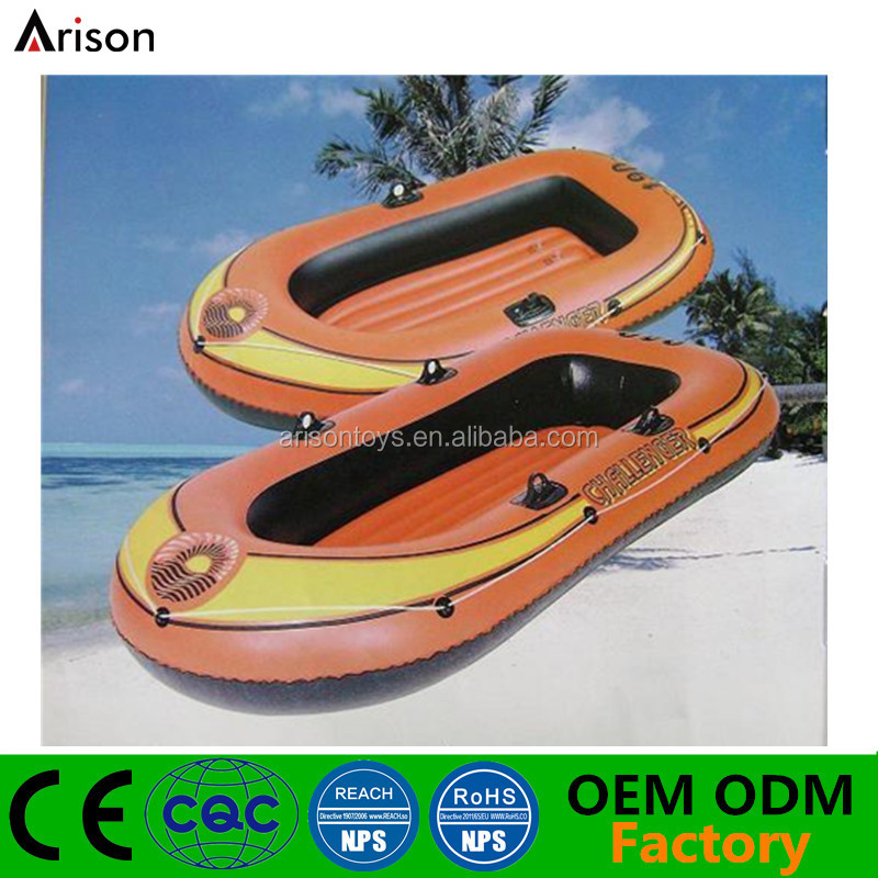 Factory customizable inflatable raft inflatable boat inflatable yacht for 2 persons