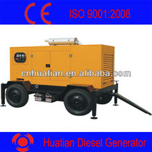 Diesel Generator 15kva / 12kw Made in China Weichai Weifang