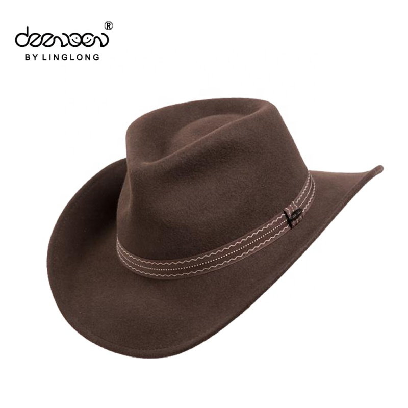 Wholesale Custom Wool Felt Hat For Lemmy Men Cowboy Hat Buy Cowboy Hat Wool Felt Cowboy Hat Lemmy Cowboy Hat Product On Alibaba Com