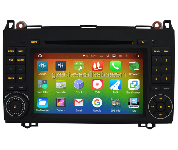 4G Android 6.0 Car DVD Player for Mercedes Ben-z B200 W169 A160 Viano Vito GPS Radio DAB Stereo Octa Core CPU 32G WS-8822
