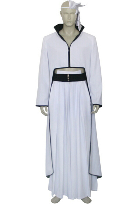 2015 Custom Made Bleach Ulquiorra Cosplay Costume Anime Cosplay Costumes Anime Costumes Halloween Costumes