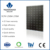 Monocrystalline silicon material and 1640*990*40mm size solar panel China 250 watt solar panel