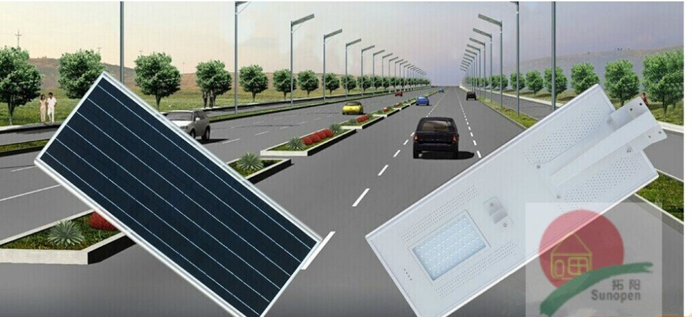 Oem Factory Price Outdoor Lighting Aluminum Alloy 20w Solar Led Street Light Germany  Buy Led
