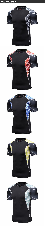 Cody Lundin MMA BJJ Short Sleeve Rash Guard for MMA Grappling Jiu Jitsu,  View rashgard, Cody Lundin Product Details from Guangzhou Fengrui Clothing