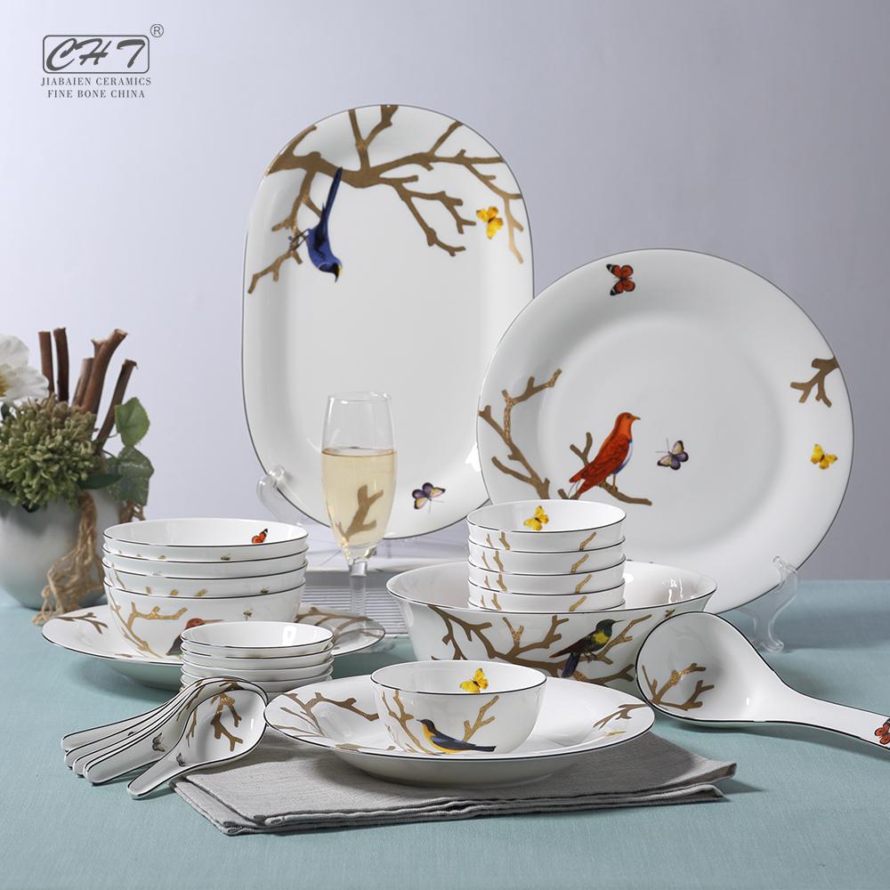 Bird Dinnerware Sets Bird Dinnerware Sets Suppliers and Manufacturers at Alibaba.com & Bird Dinnerware Sets Bird Dinnerware Sets Suppliers and ...