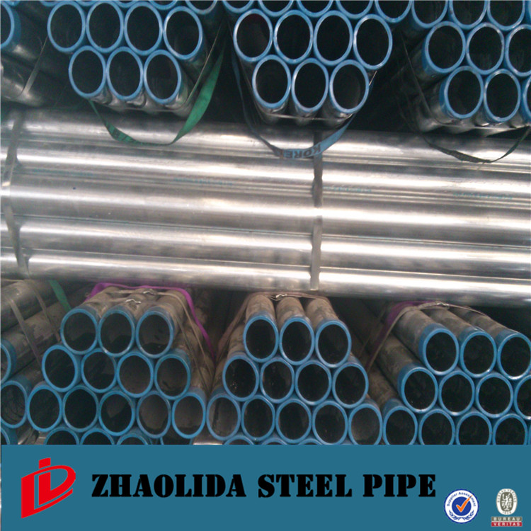 1.5 inch steel pipe ! 1 1 4 inch galvanized steel pipe electro galvanized pipes