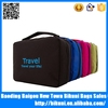 High quality waterproof hanging makeup bag organizer custom travel cosmetic toiletry bag