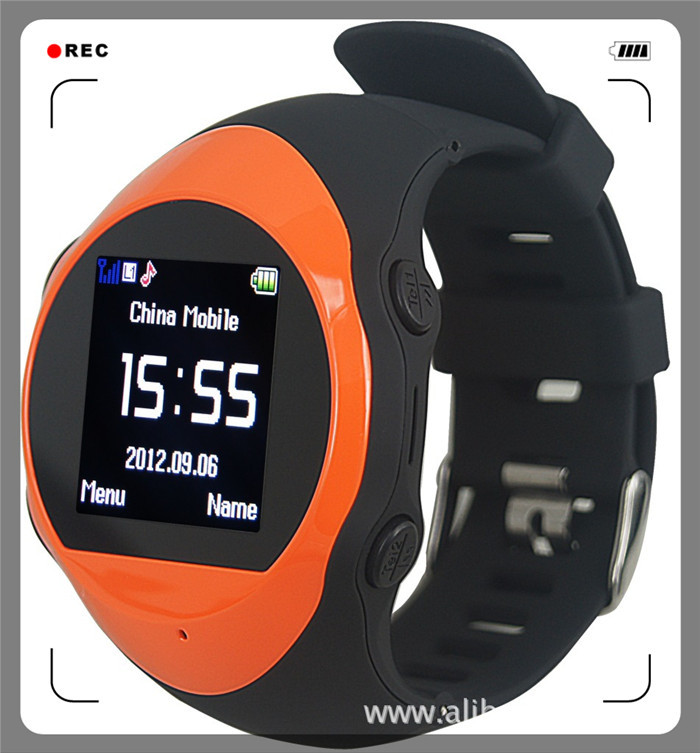 gps fast track watches for sos calling phone