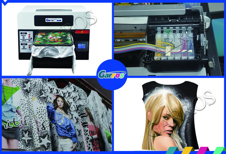 Mass production desktop dtg 3d metal printer for t shirt for Mass t shirt production