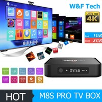 factory supply android box m8 s905 personal design android tv box full hd media player 1080p