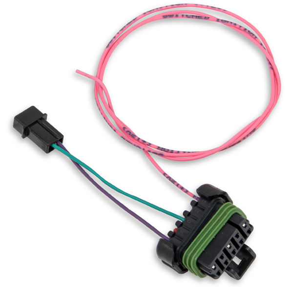 Surprising Fast Dual Sync Distributors Adapter Wiring Harness 8 Pin 3 Wire Wiring Cloud Hisonuggs Outletorg