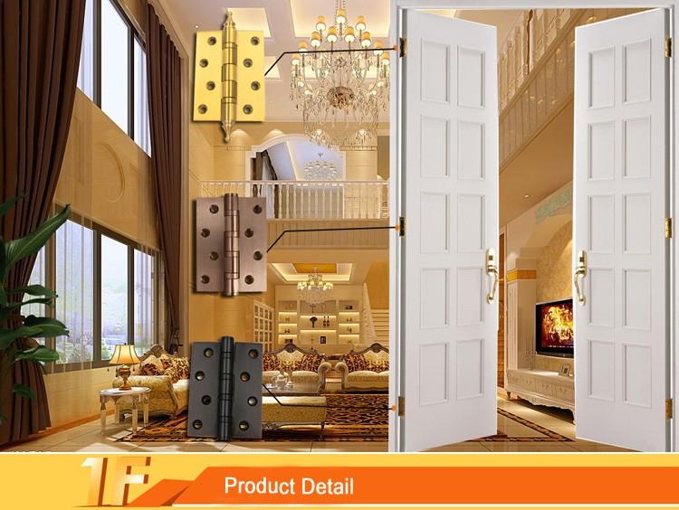 443 Solid Stainless Steel International Grade Adjust Self Closing Toilet Partition Door Hinges