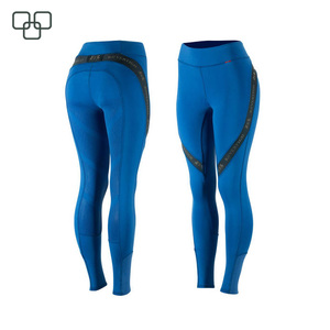 Micro Silicone Women Equestrian Jodhpurs Breeches Full Seat, Wholesale Horse Riding Pants Tights