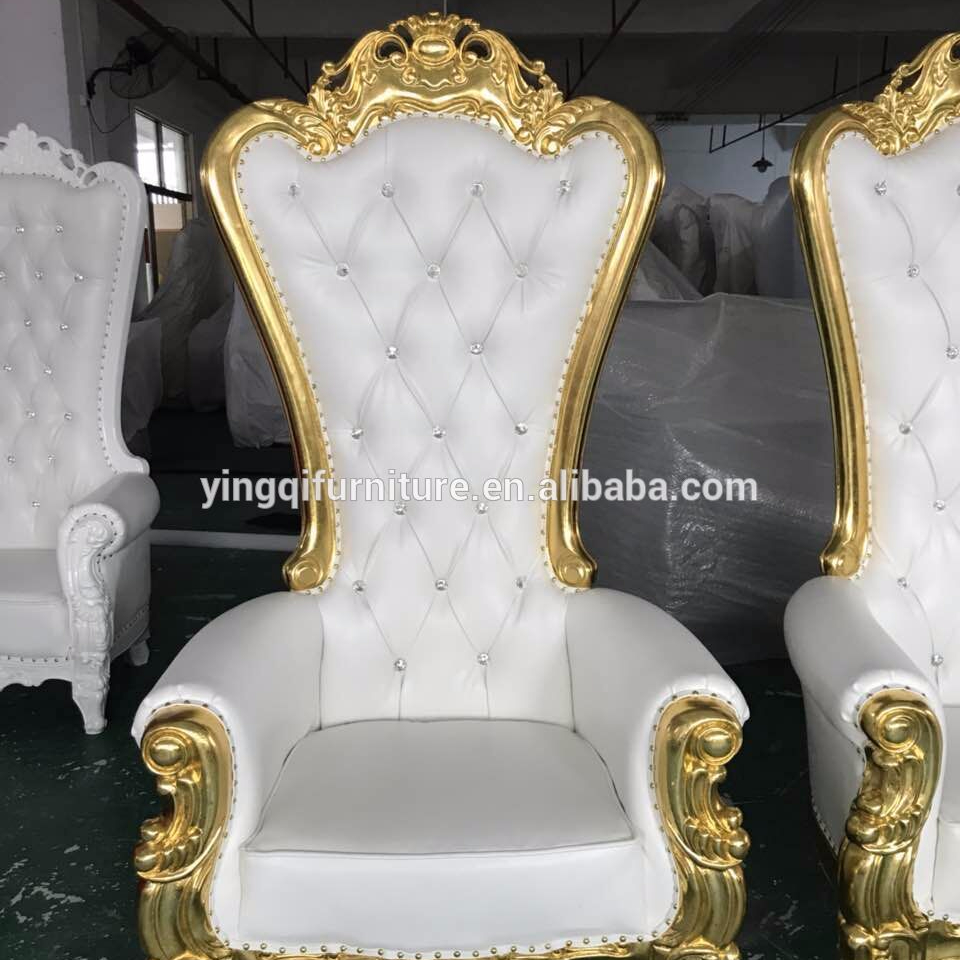 Hot Sale King And Queen Throne Chairs For Wedding Buy King Queen