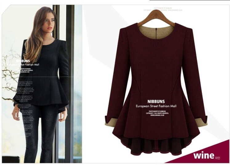 Buy Poleras Mujer Plus Size Women Autumn Poleras De Mujer Long Sleeve Poleras Mujer Tallas Grandes Fashion Casual Poleras Mujer Hot In Cheap Price On Alibaba Com