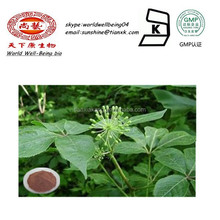 Eleuthero Root Extract Eleutheroside daucosterol/Siberian Ginseng Powder syringin Powder 0.8%