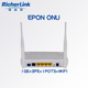 chinese supplier epon onu with good compatibility 1ge+3fe+1pots+WIFI