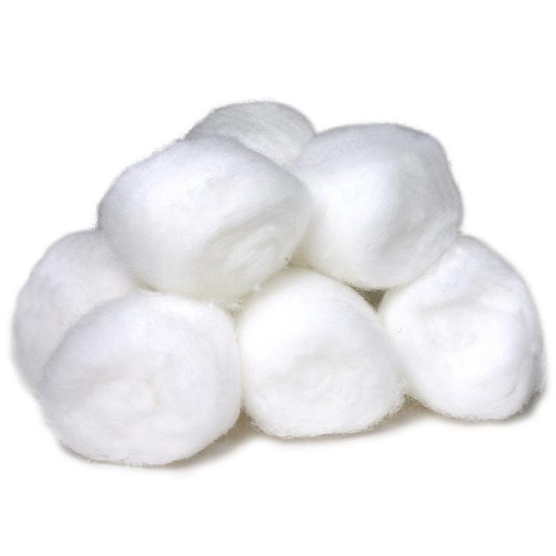 CE estándar al por mayor absorbente desechable de algodón estériles bolas de lana