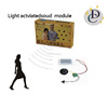 New light sensor activated sound voice music chip module for gift box
