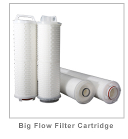 1 micron absolute PP membrane cartridge filter housing