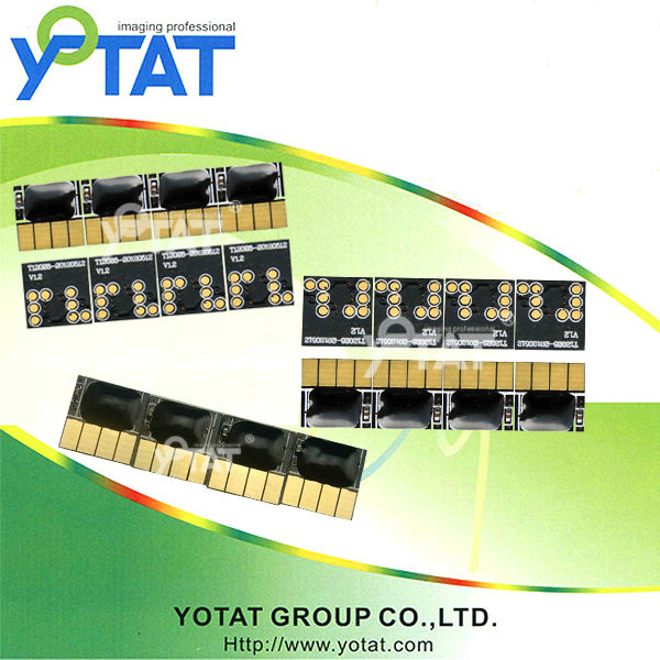 Refillable Cartridge chip for HP02 HP10 HP11 HP801 HP363 Auto reset chip with HP02/ 10/ 11/ 12/ 18/ 82/ 84/ 88/ 177/ 363/ 801