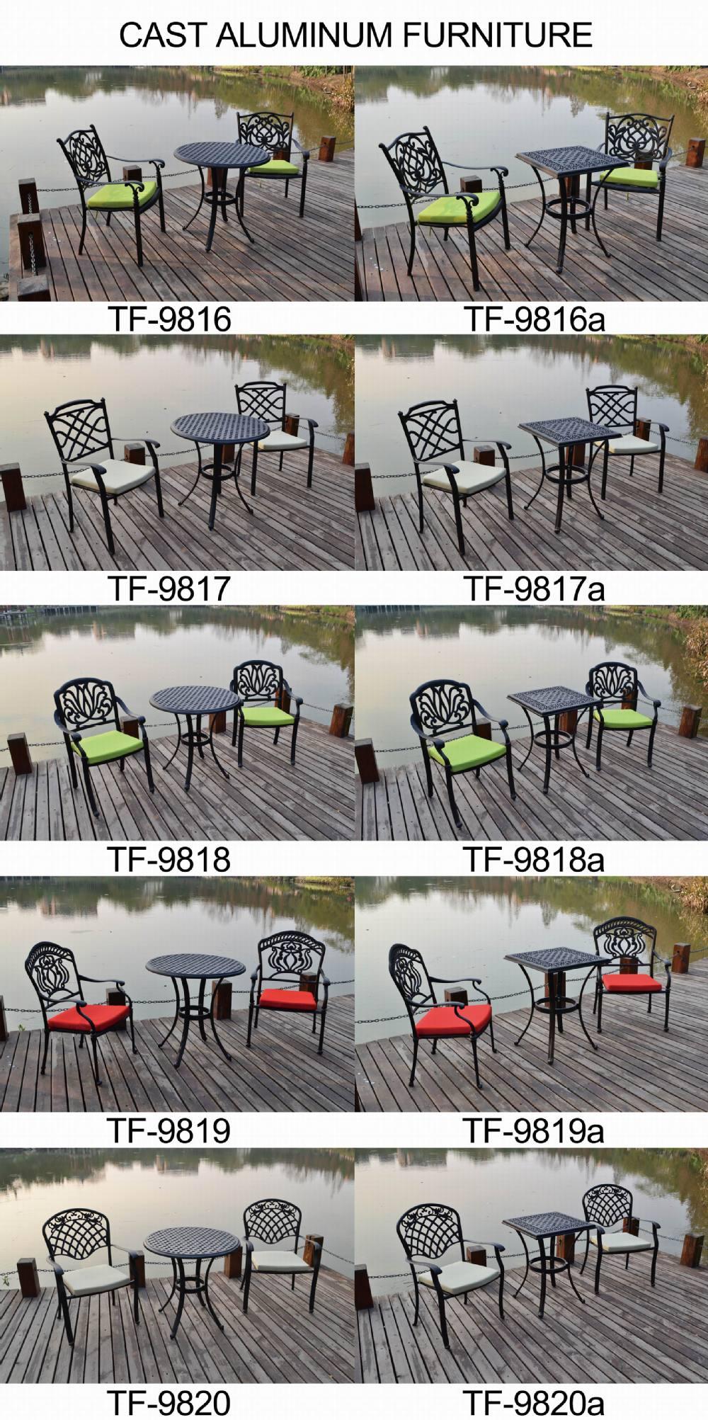 Indoor Rattan Kubu Grey Chair with Cushion