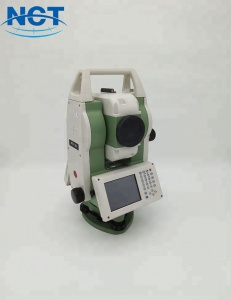 FOIF colour LCD touch screen total station RTS362 used total station