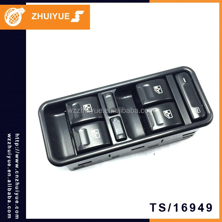 ZHUIYUE Car Plastic Parts JK5005H 3746500-K80 Window Switch For Great Wall Harvard H3