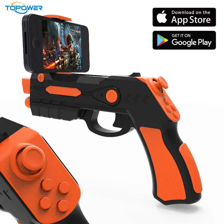 Original Manufacturer Patented New Design Ak47 Toy Gun 3D Ar Toy Guns For Mobile Game Play