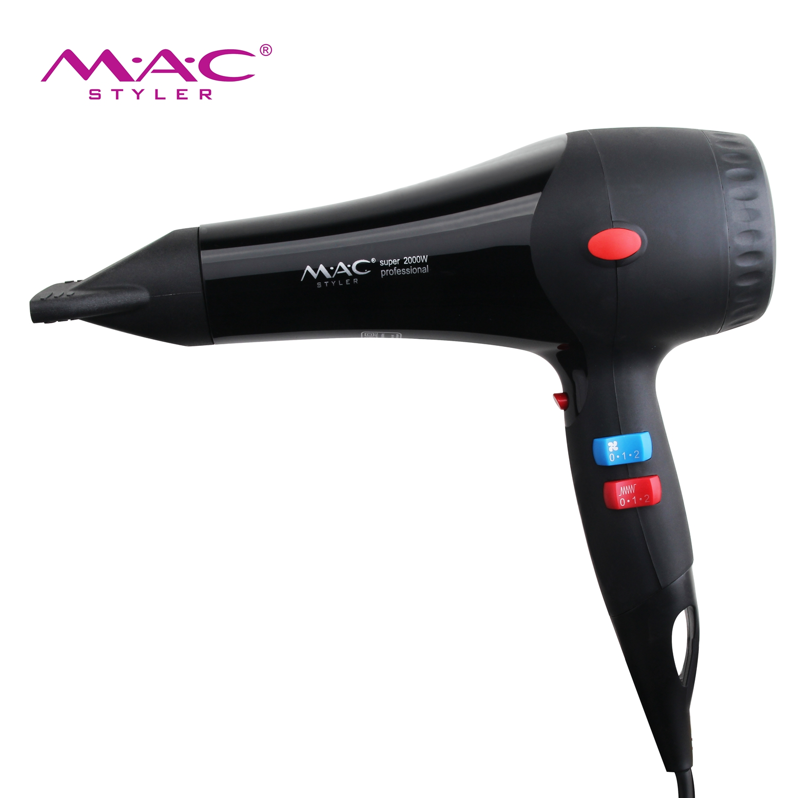 New Cheap Quiet Mini Powerful Professional Cold Wind Salon AC Motor Hair dryer Cold Wind Barber Hotel Hood Wholesale Hair dryer