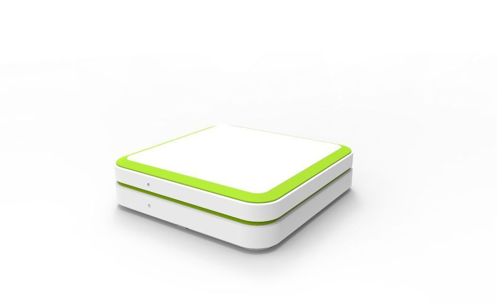 Innovation Design Power Bank Stackable With Base Charger Universal Portable Power Bank