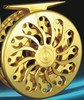machine cut clicker classic fly reel