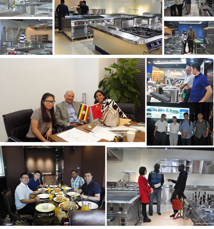 Quality Guarantee Commercial Catering Hotel Restaurant Kitchen Equipment In China For Sale
