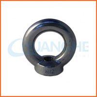 alibaba high quality zinc plated lifting eye nut